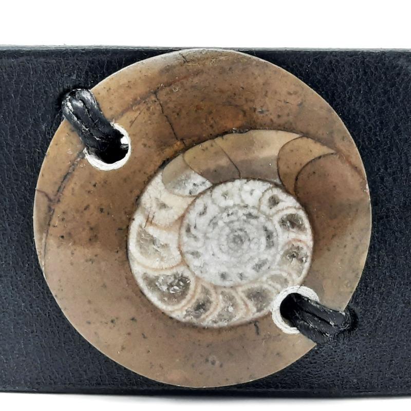 bracciale-fossile-marrone-in-marmo